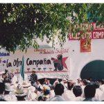028 180406 La Otra en Suljaa - Acto en el Zócalo de Xochis