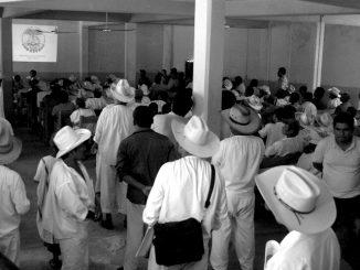 Presentación Informe Comisión Defensa del Río Jndaancue Ñomndaa