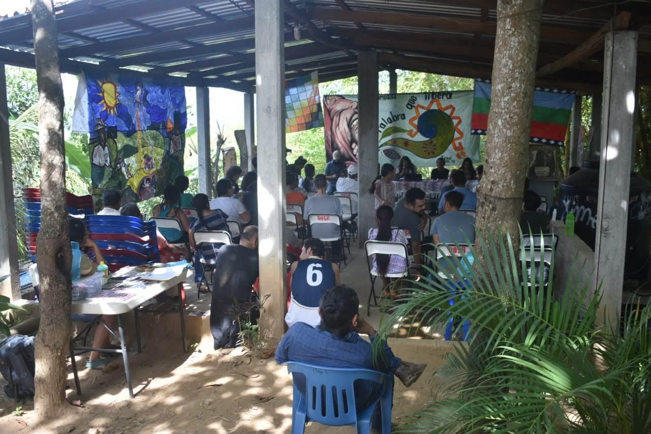 Encuentro de Radios Comunitarias y Medios Libres – 15 aniversario RÑ_055
